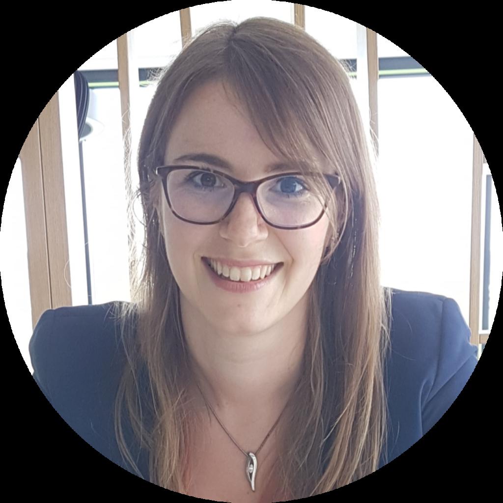 Karina Umdasch Beraterin der Helferzone